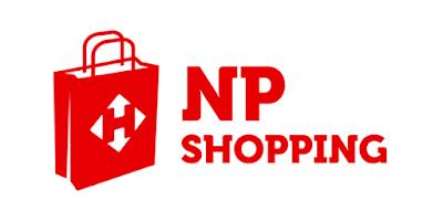 Nova Poshta Shopping logo
