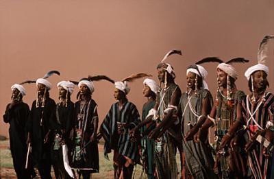 Afro-Asiatica: An Odyssey in Black: FULANI :