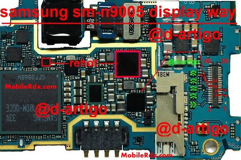 Samsung Hardware Jumper Way Firmware Tool App နွင့္