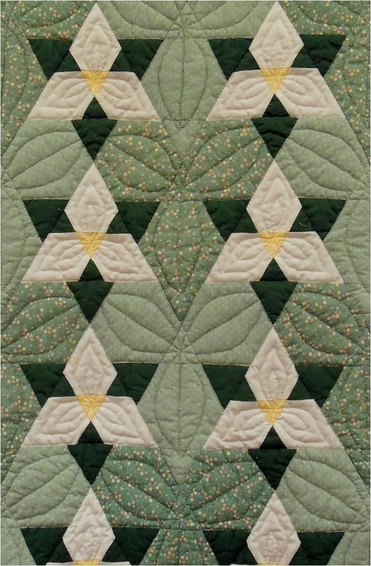Quilt Inspiration Vintage Hexagon Quilts
