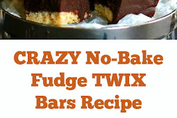 CRAZY No-Bake Fudge TWIX Bars Recipe #fudge #bars #fudgebars #glutenfree #vegan #chocolate #nobake #healthydessert #dairyfree #caramel #candybars