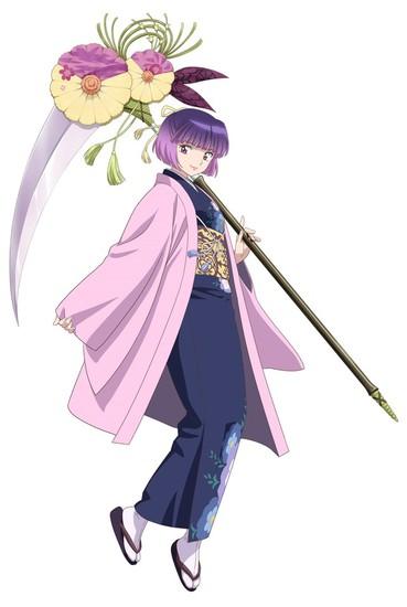 Megumi Hayashibara será la voz de Otome Rokudo, madre de Rinne.