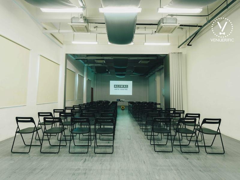 aliwal arts centre fashion show venue venuerific singapore