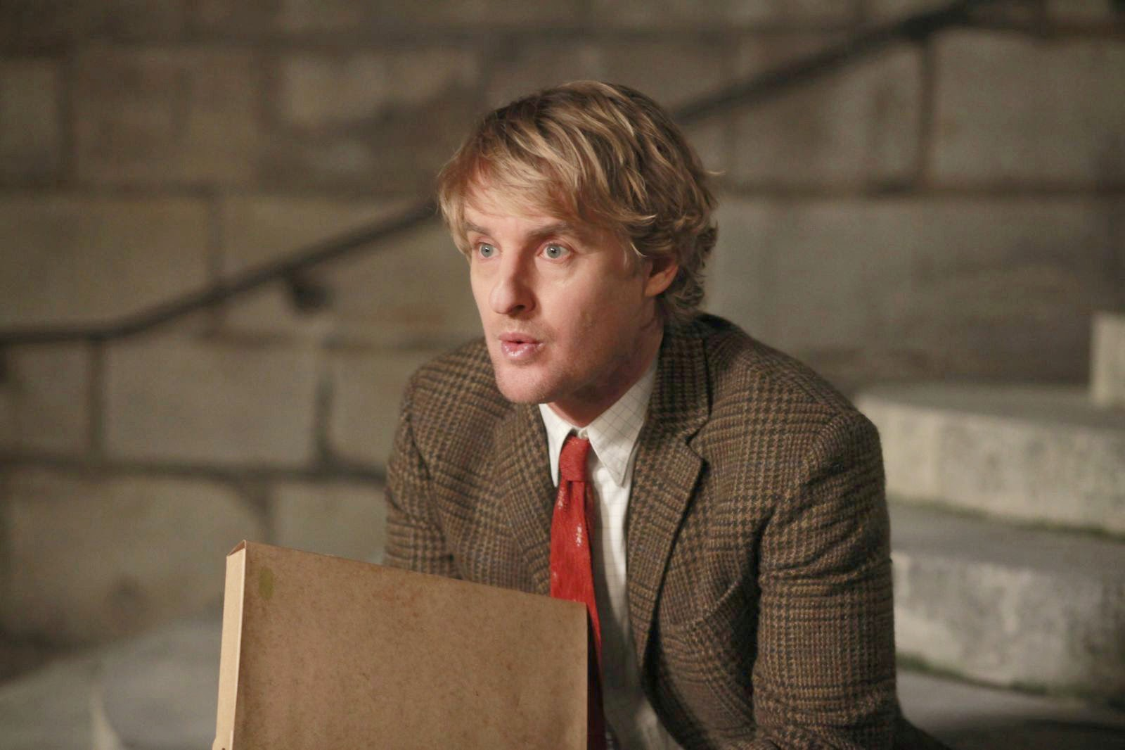 Owen Wilson dans Midnight in Paris, de Woody Allen (2011)
