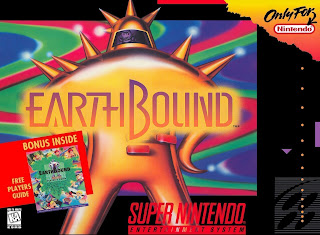 Earthbound (BR) [ SNES ]