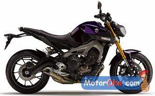Harga Motor Yamaha MT09