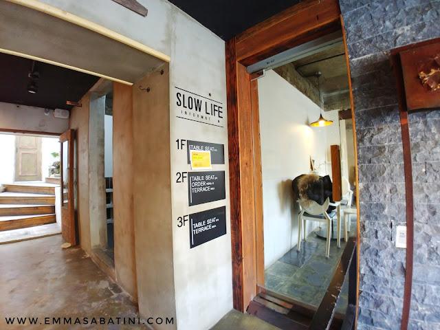 Slow Life Cafe Daegu 슬로우 라이프