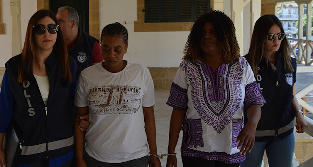 Two African women caught with fake French passport at Ercan airport in North Cyprus