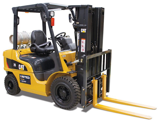 CAT Forklift Mast