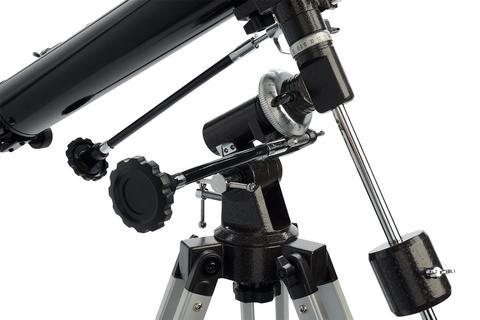 Ulasan teleskop: celestron powerseeker 60eq info astronomy
