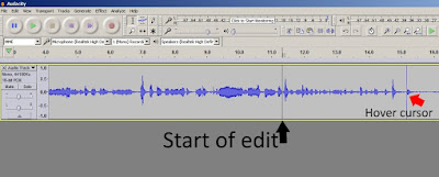 2 Ways to Edit Faster in Audacity