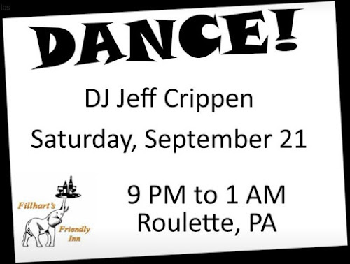9-21 Dance, Friendly Inn, Roulette