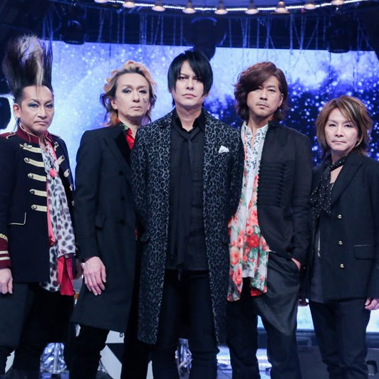 BUCK-TICK en Love Music de Fuji Tv
