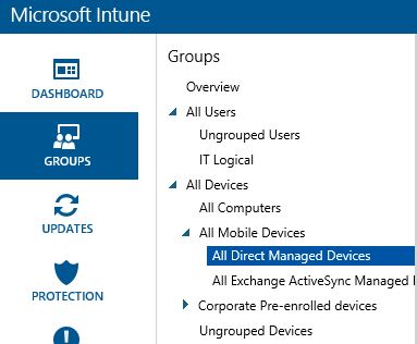 Intune: User Replaces Mobile Device | NETvNext Blog
