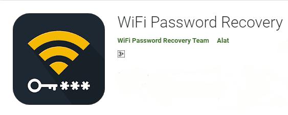 Download Aplikasi Wifi Password Recovery Android Root Gratis