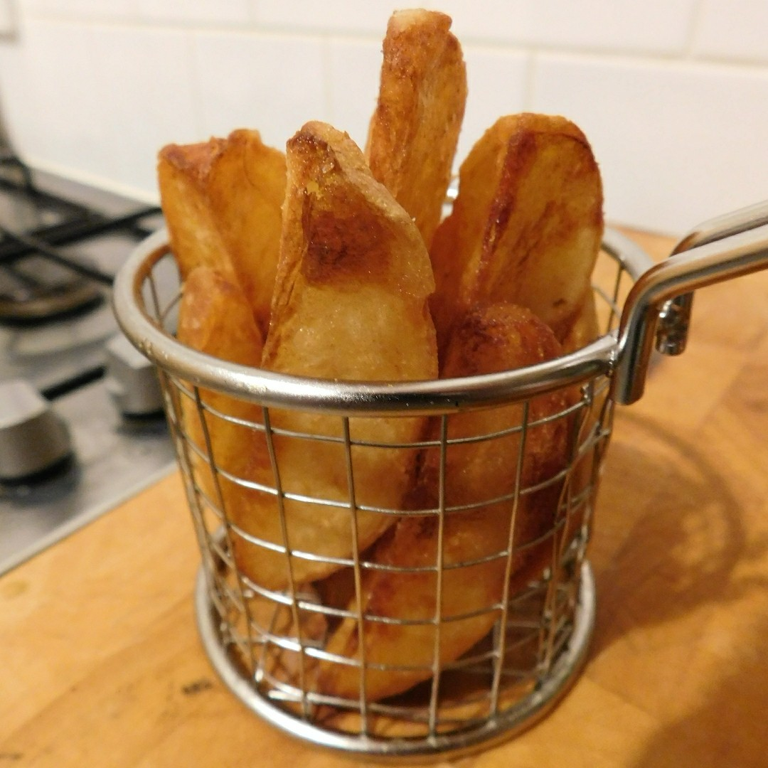 How to make chips at home give recipe