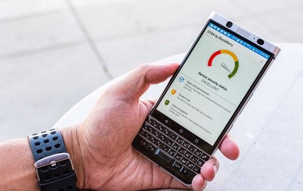 Harga BlackBerry KEYone baru