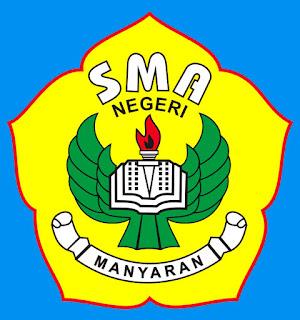 Gambar Logo SMU Negeri Bero Manyaran