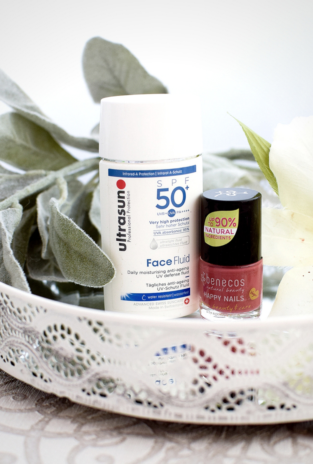 Ultrasun Face Fluid SPF 50+, Review