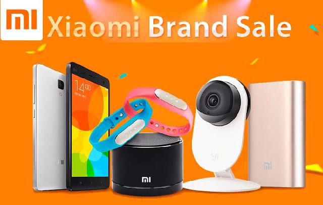 Smartphones Redmi e muitos outros produtos da Xiaomi com ótimo preço