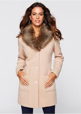 Palton elegant de iarna