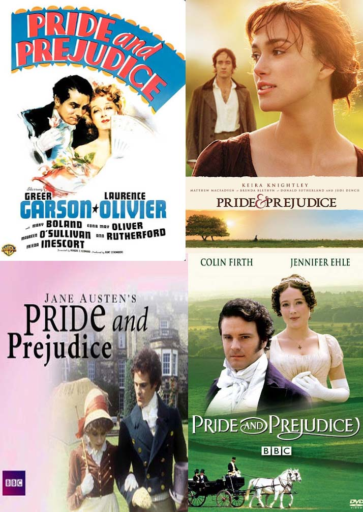 essay pride and prejudice movie The fictional novel, pride and prejudice, takes topographic point in the late 1700s in rural england chiefly in longbourn this capturing love narrative is told by a 3rd individual storyteller.