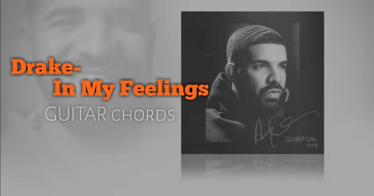 DRAKE- IN MY FEELINGS || SCORPION || GUITAR CHORDS - TGtutorials