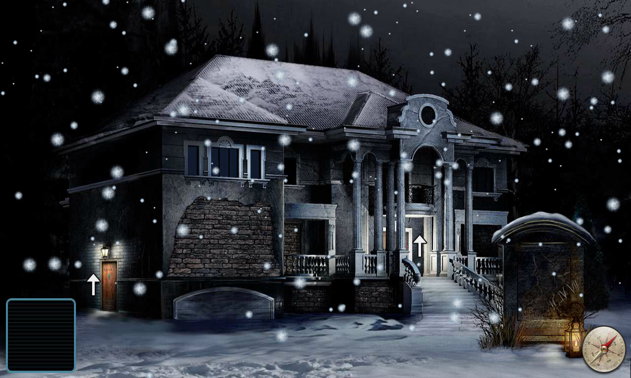 haunted house mysteries game