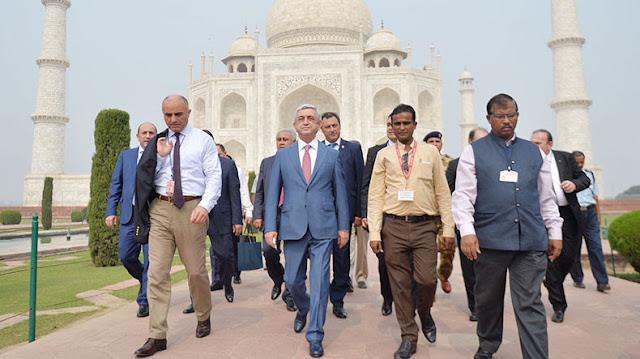 Armenia e India acuerdan estrechar lazos