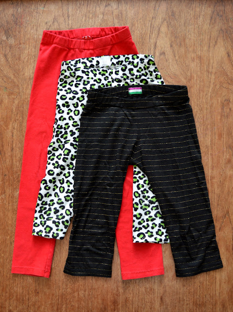 Kid's Flora Capri Leggings