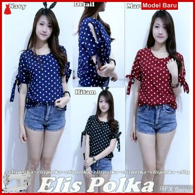 RFX058 MODEL ELIS RIBBON POLKA TWISCONE HQ FIT TO MURAH ONLINE