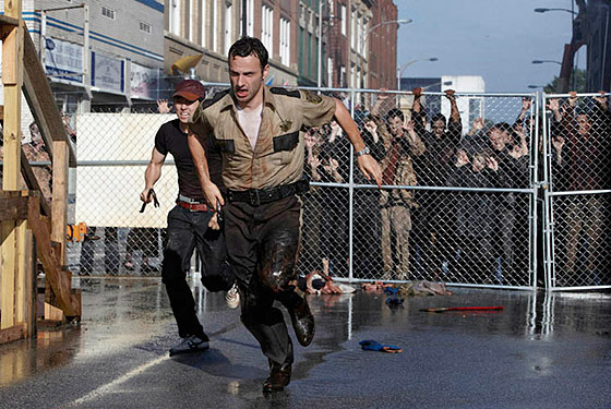 The Walking Dead Season 1 Review In Bahasa Indonesia