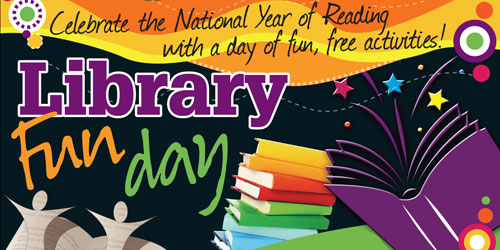 Read & Relax: Library Fun Day