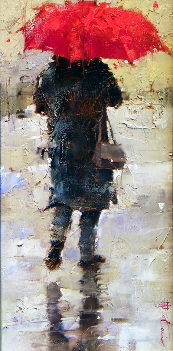 Quase Lá - Andre Kohn e suas pinturas - Impressionismo Figurativo