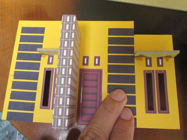 Miniatur Rumah Minimalis Model miniatur rumah minimalis