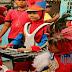 Aksi Marcingband Cilik Dalam Karnaval HUT RI ke 73 Tingkat RT