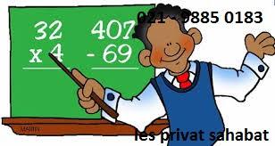 les privat matematika di jakarta barat