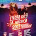 La Fiesta de la Música se vivirá en La Paz el 17 y 24 de junio