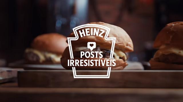 """Heinz """"Posts Comestibles"""""""