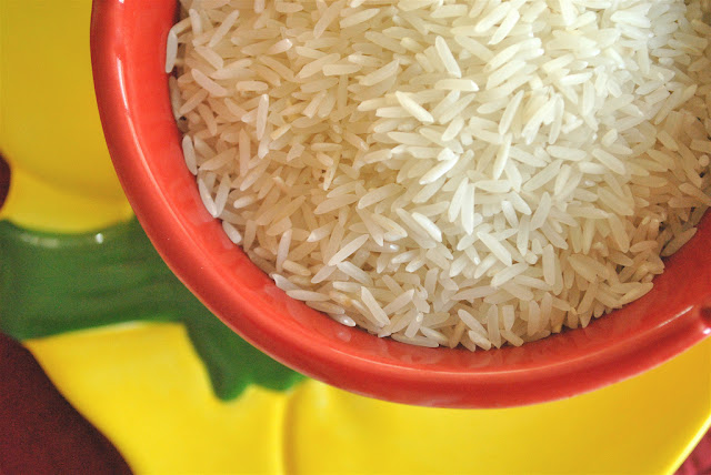 Receta Arroz blanco Thermomix