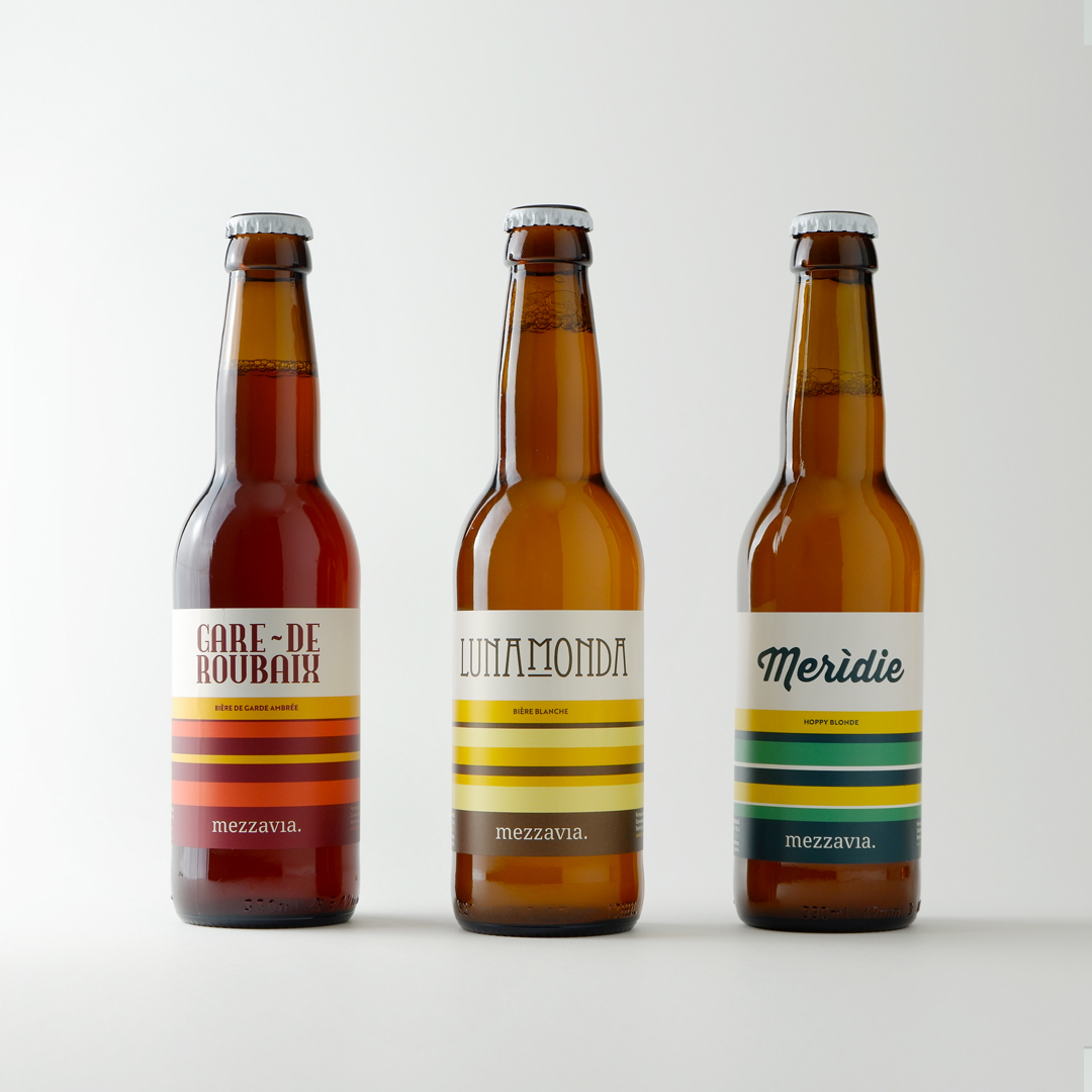 Mezzavia 33cl On Packaging Of The World