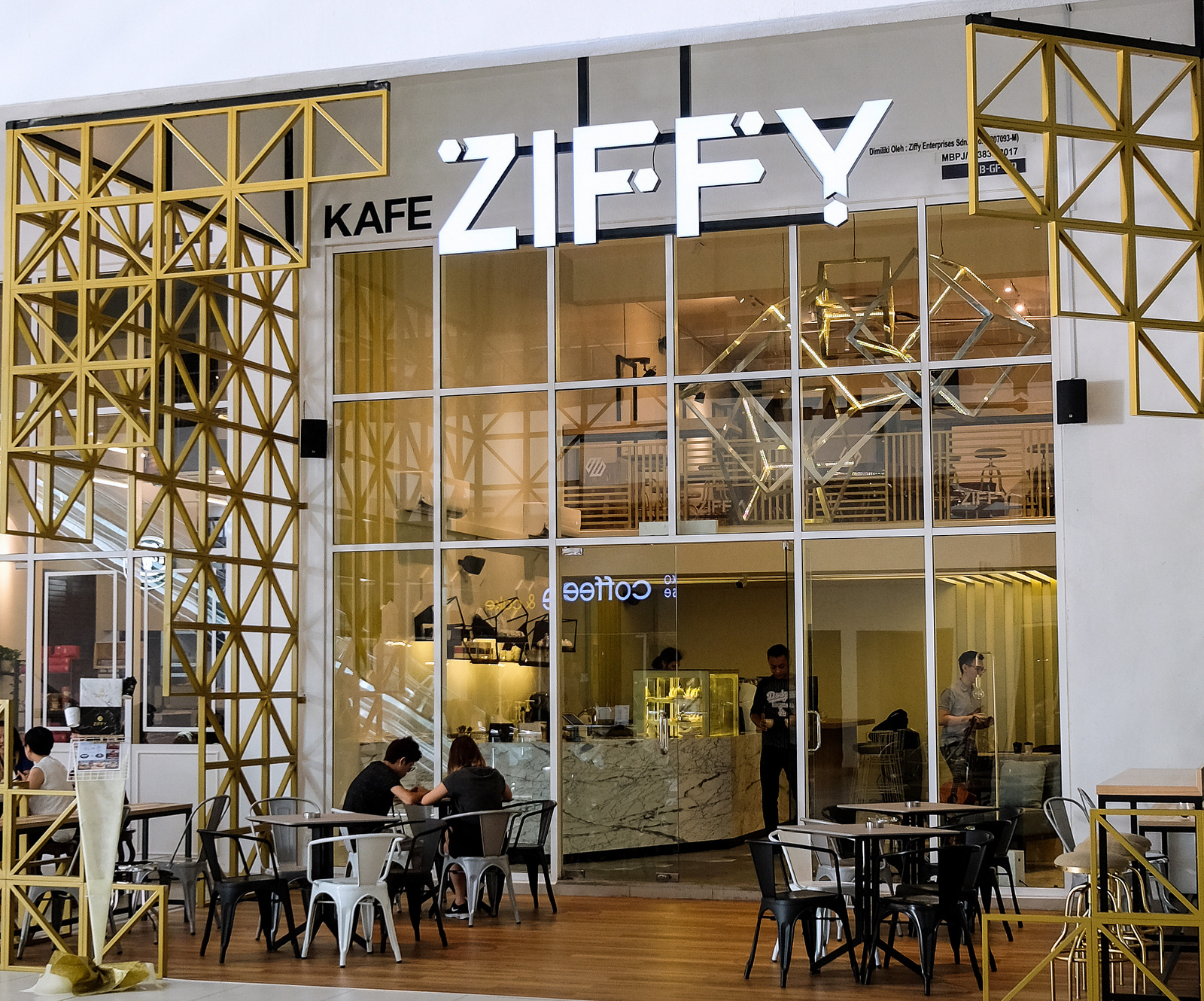 Ziffy Cafe @ Kota Damansara