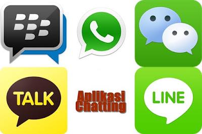 Aplikasi Chatting Android Terbaik Tahun Ini