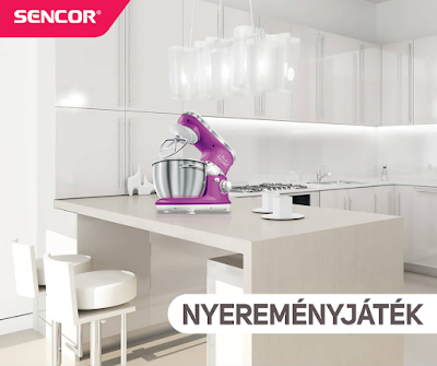 Sencor Master Gourmet Nyereményjáték