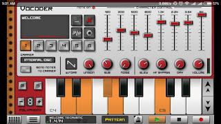 Caustic 3 Aplikasi Aransemen Musik dan Lagu Terbaik di Android
