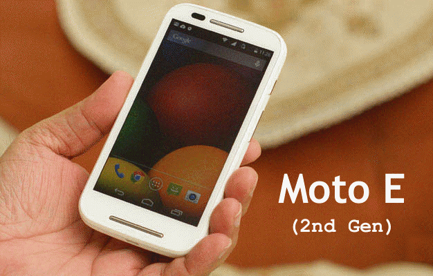 Motorola Moto E 4G/3G Smartphone Launched Today
