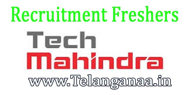 Tech Mahindra Recruitment 2016-2017 For Freshers Apply