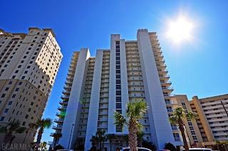 Perdido Key Florida Vacation Rental, Palacio Condos