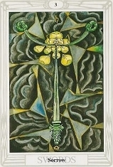 The Three of Swords, Thoth