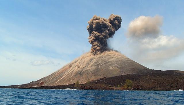 Lima Letusan Gunung Api Indonesia Terdahsyat Yang Pernah Tercatat